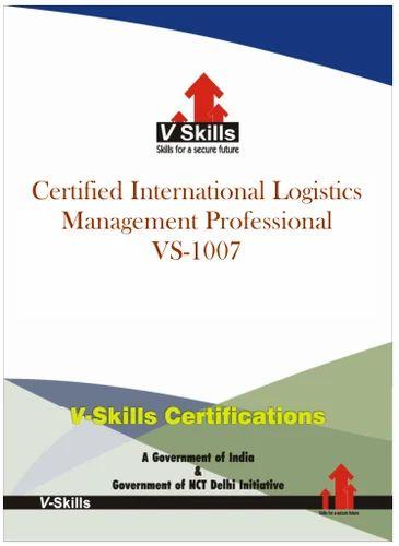 Logistics & SCM - Certified International Logistics Management ...