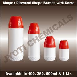 diamond shape with dome