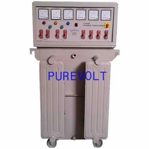 Oil Cooled Motorized Variac Dimmerstat