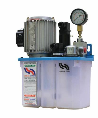 Centralized Single Shot Oil Lubrication System Automatic