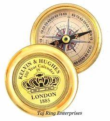 Kelvin & Hughes London Compass