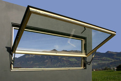 Walch Reversible Window System