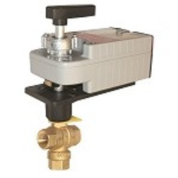 Honeywell 3 Way Rotary Valve