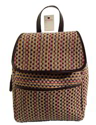 Canvas Leather Bags