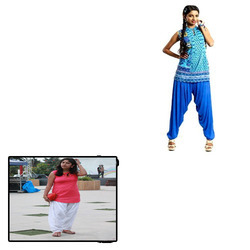 Patiala Salwar for Ladies