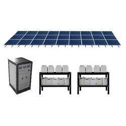 Off Grid Solar Energy System