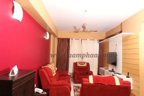 Interior decor ideas for living room in arumbakkam for Showroom living room ideas