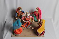 Rajsthani Dolls