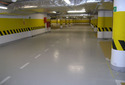 Parking Lot Epoxy Flooring