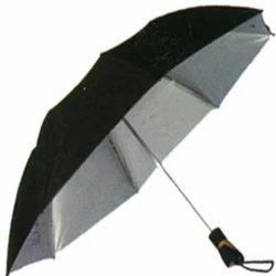 Black Coated Umbrella