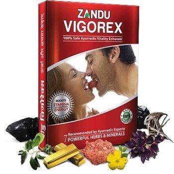 Zandu Vigorex Capsules