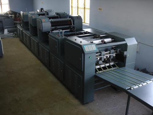 Computer Continuous Stationery Printing Machine
