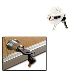 Sliding Glass Lock for Offices