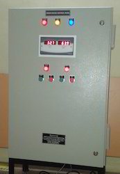Green House Control Panel (Manual Operation)