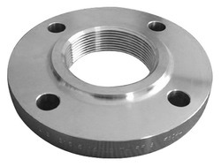 SS Threaded Flange