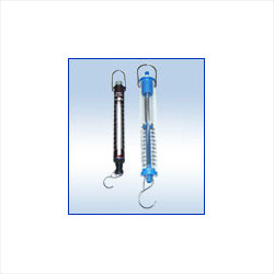 Spring Balance Acrylic Tubular