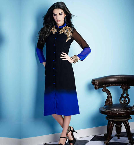 Designer Party Cotton Kurti
