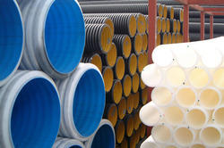 HDPE Corrugated Pipe and Fittings