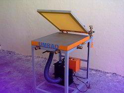 Vacuum Printing Table