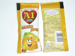 Mango Juice 50 Ml Pouch