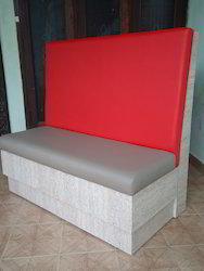 Restaurant Three Seater Sofa