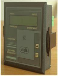 (4 Ch ) Shunt Base New Version Dc Energy Meter