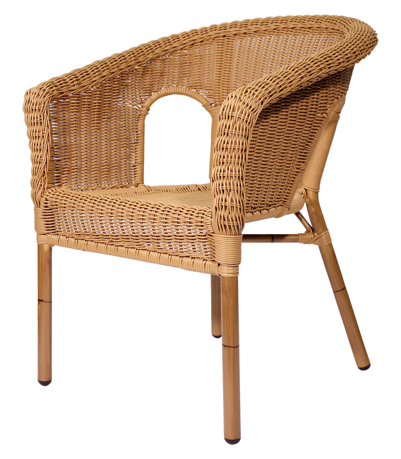 Bamboo Furniture 5 Seater Round Dining And Cane Furniture
