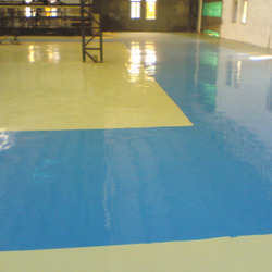 Self Levelling Epoxy Flooring