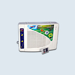 Ozone Air Purifier with HEPA Filter