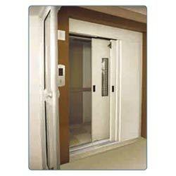 M.S. Manual Telescopic Door