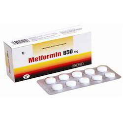Metformin 850 MG Tablets