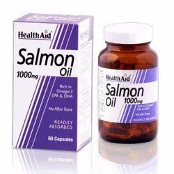 Salmon 1000mg 60 Capsules