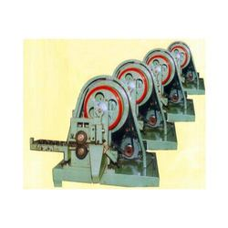 automatic spring washers coiling cutting machine
