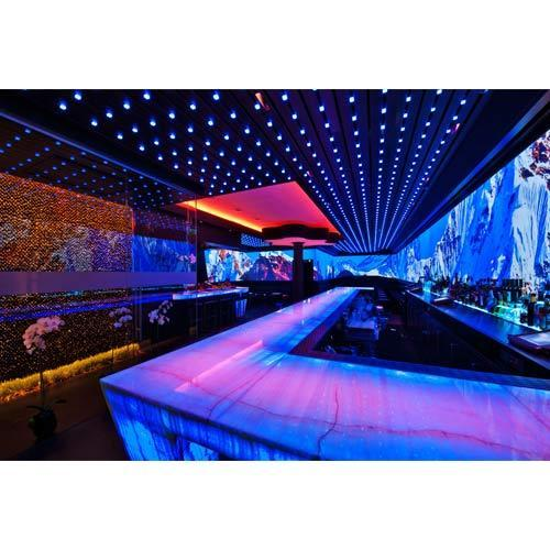 Restaurant LED Interior Design