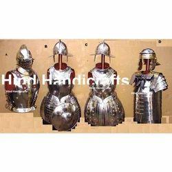Pikeman Armour