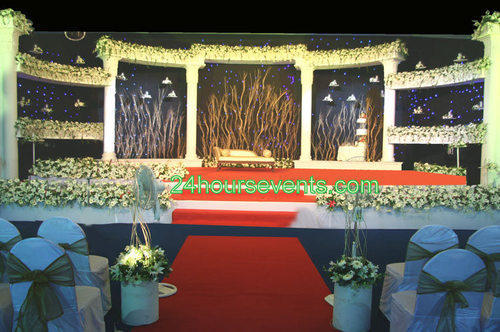 Wedding decoration service photography video service from coimbatore wedding decoration service junglespirit Choice Image