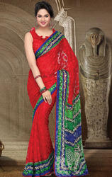 Brasso+Printed+Saree+with+Blouse
