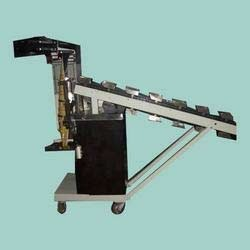 Form Fill Seal Machine With Bucket Conveyor