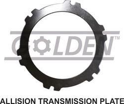 Allision Transmission Plate