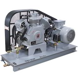 Oil Free Air Cooled Compressor