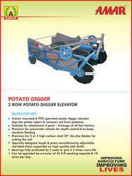Amar Potato Digger Tractor Model PTO