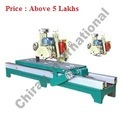 Edge Cutting & Grinding Machine