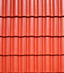 elabana standard orange roof tile
