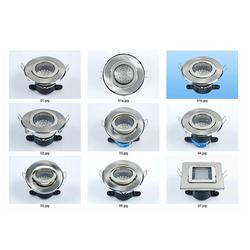 3W LED Dome - Recess Mounting Light