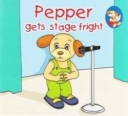 Shree Books Pepper Gets Stage Fright