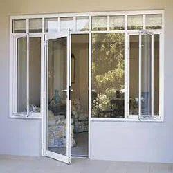 Aluminum+Door