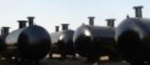 12,000 Gallon LPG Underground Storage Tank