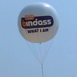 Big Advertisement Balloons