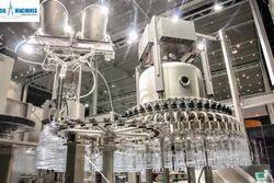 Carbonated Bottling Machine