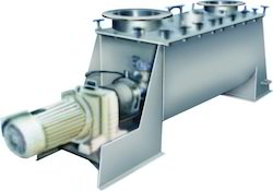 Continuous Paddle Mixer